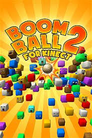 Boom Ball for Kinect 2